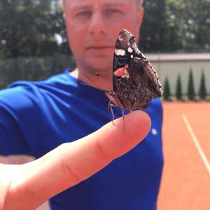 Daniel Prokopiuk-trener tenisa